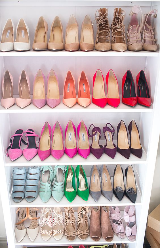best service 042f8 3c317 Why Do I Have A Passion for Shoes - Neworld Associates